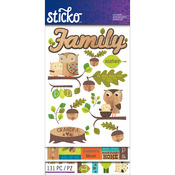 Family - Sticko Flip Pack