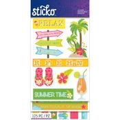 Summer - Sticko Flip Pack