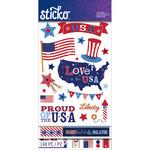 Patriotic - Sticko Flip Pack