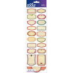 Organization Label Vintage - Sticko Labels Stickers
