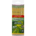 Yellow - Ticonderoga #2 Pencils 30/Pkg