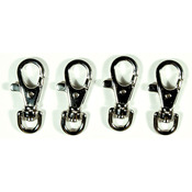 Swivel Snap Hook 4/Pkg