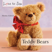 Love To Sew Teddy Bears - Search Press Books