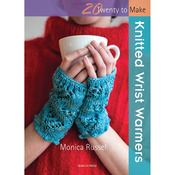 20 To Make Knitted Wrist Warmers - Search Press Books