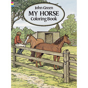 My Horse Coloring Book - Dover Publications