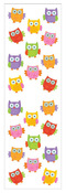 Owls Stickers - Mrs. Grossman's