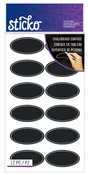 Chalk Ovals Sticko Chalkboard Stickers