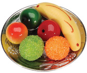 Fruit Plate Timeless Miniatures - Darice
