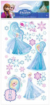 Elsa Snowflake Stickers - Frozen