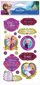 Anna And Elsa Sister Stickers - Frozen