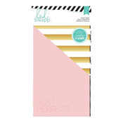 Hello Beautiful Memory Planner Binder Pockets - Heidi Swapp