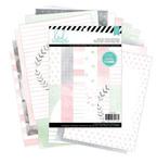 Hello Beautiful 6x8 Paper Pad - Heidi Swapp