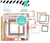 Hello Beautiful Memory Planner Photo Frames - Heidi Swapp
