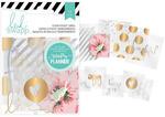 Hello Beautiful Memory Planner Clear Pocket Cards - Heidi Swapp