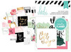 Hello Beautiful Memory Planner Foil Pocket Cards - Heidi Swapp