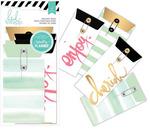 Hello Beautiful Memory Planner Binder Envelopes - Heidi Swapp