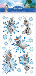 Olaf Flat Stickers - Frozen