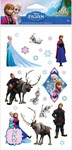 Frozen Flat Stickers