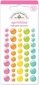 Bright Glitter Assortment Sprinkles - Doodlebug