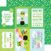 Lucky Clovers Paper - Happy - Go - Lucky - Doodlebug