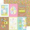 Darling Daisies Paper - Easter Parade - Doodlebug