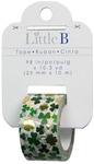 Shamrock Foil Washi Tape - Little B