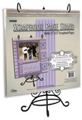 Metal Scrapbook 12 x 12 Page Stand - Pioneer