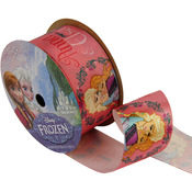 Anna & Elsa Frozen Ribbon