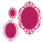 Fleur De Elegance - Spellbinders Nestabilities Dies