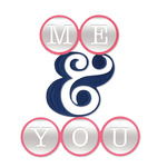 You & Me Phrase - Sizzix Thinlits Dies