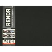 "RENDR No Show Thru Drawing Pad 11""X14""-32 Sheets"