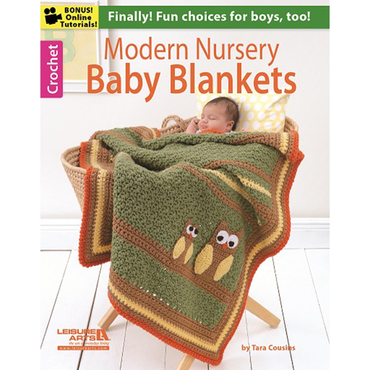 Baby Blankets   Leisure Arts