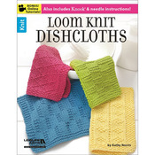 Loom Knit Dishcloths - Leisure Arts