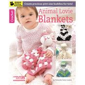 Animal Lovie Blankets - Leisure Arts