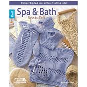 Spa & Bath Sets To Knit - Leisure Arts
