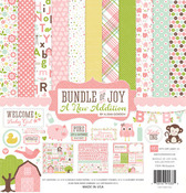 Bundle Of Joy Two - Girl - Collection Kit - Echo Park