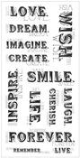 Bold Word Stickers - KaiserCraft