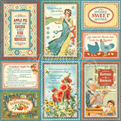 Apple Pie Paper - Home Sweet Home - Graphic 45