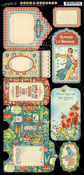 Home Sweet Home Tags & Pockets - Graphic 45