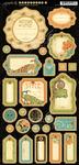 Artisan Style Set Journaling Pieces - Graphic 45
