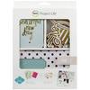 Heidi Swapp -Gold Foil - Mini Kit