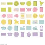 Cricut Shape Cartridge - Anna Griffin Bridal/Baby Soirees