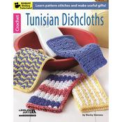 Tunisian Dishcloths - Leisure Arts