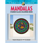 Creative Haven Mandalas Coloring Book - Dover Publications