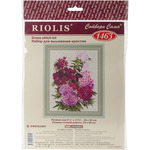 """9.5""""X11.75"""" 14 Count - Sweet William Counted Cross Stitch Kit"""