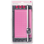 "Pink Portable Cartridge Trimmer 8""X12""-"