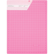 "Pink Double - Sided Self - Healing Cutting Mat 18""X24""-"