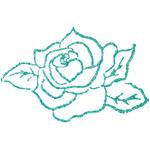 Turquoise-Metallic - 3D Stamp Paint 50ml