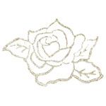 Silver-Gold-Metallic - 3D Stamp Paint 50ml