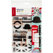 London Modern - Artemio Clear Stamps